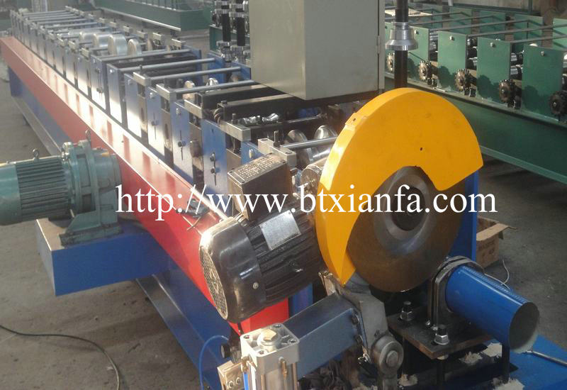 downpipe machine