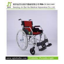 Beweglicher leichter manueller Rollstuhl mit FDA, CER