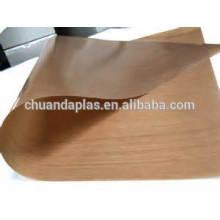 Высокотемпературный листок для выпечки тефлона
