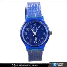 Montre enfant en plastique à chaud, belle montre
