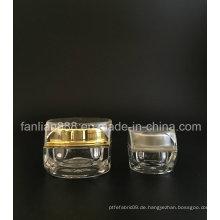 5g / 15g Sahnegläser für kosmetische Verpackungen / Sackflaschen