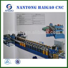 Viga expressa que forma o rolo do machine / guardrail que dá forma à máquina