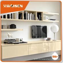 Popular para el mercado mueble de TV moderno de gama alta