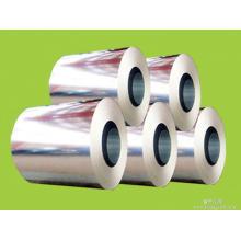 Revestimento de zinco SGCC Dx51d quente mergulhado galvanizada bobina de aço