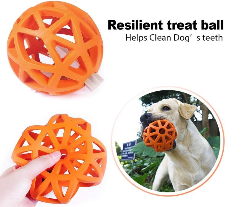 Treat Dispensing Pet Ball