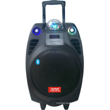 10inch Party PA Speaker with Wireless Remote Control Cx-10