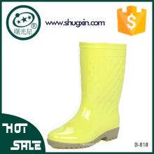 оптовая дамы дождь обувь дамы дождь сад обувь