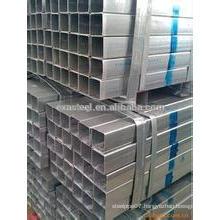 Galvanized Square Steel Pipe (BS Standard)