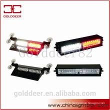 Car auto flashing led lights Visor LED Warning Light Blue SL681-V