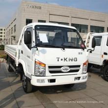 T-King 2 Toneladas Pequeno Diesel Cargo Truck