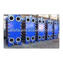 JQ12B intercambiador de calor de aceite, fabricación de intercambiadores de calor, traje de alto flujo tipo medio.