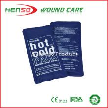 Pacote de gelo de tecido quente reutilizável HENSO
