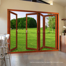 Feelingtop Best Quality Aluminum Alloy Luxury Folding Door