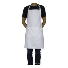 Kefei adjustable white bib apron for his and hers matching aprons