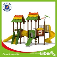Outdoor play Structure LaLa Forest Series Kids Jungle Gym Play System LE-LL006