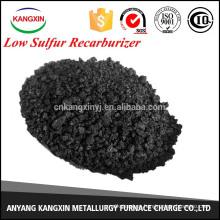 carbón / lowsulfurrecarburizador en fundición de hierro