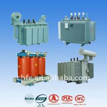 Druckverlust Öl getaucht elektrische Verteilung Transformator