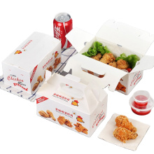 Comgesi New Environmentally fast food paper packaging