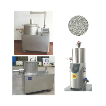 Granulés Spheronizer Pelletizer