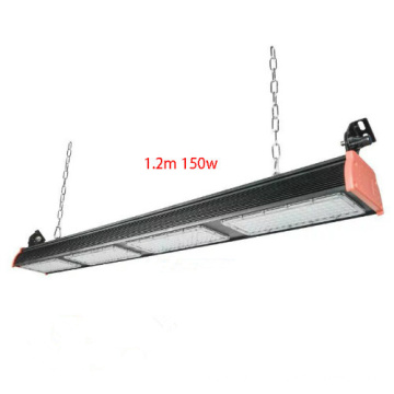 150W IP65 Warehouse Factory LED Linear High Bay Light