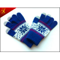 Winter Mädchen Touchscreen-Handschuhe