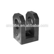 Piezas de la grúa del tadano de la precisión de encargo del OEM, el bastidor de la precisión y el mecanizado del cnc
