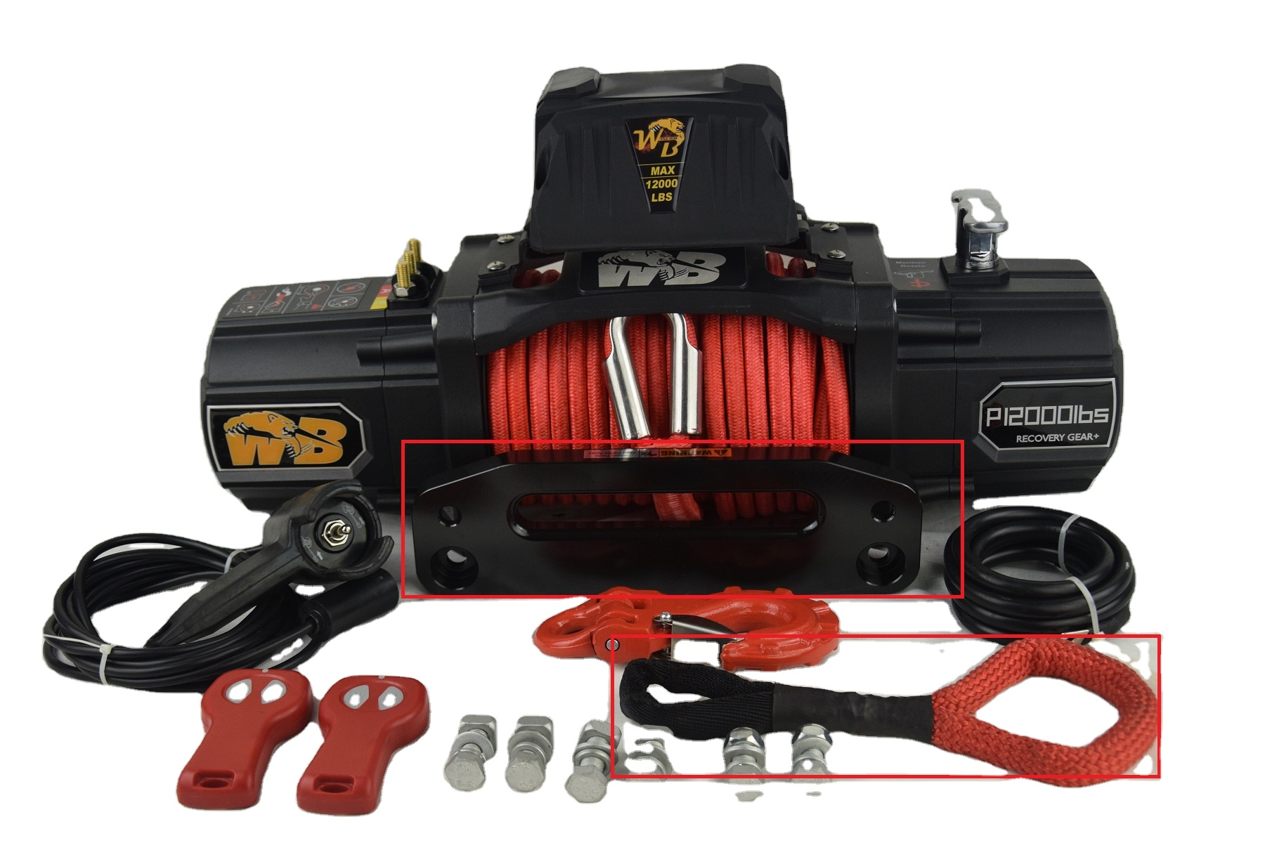 custom Cable Winch