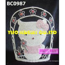 Encantadora encantadora tiara