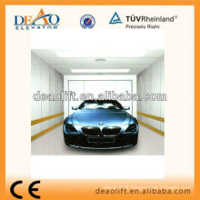 2015 Hot sale new automobile car lift with machine roomless