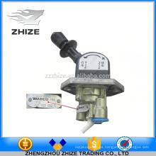 Pieza de bus de alta calidad WABCO 3526-00006 Válvula de control manual para Yutong