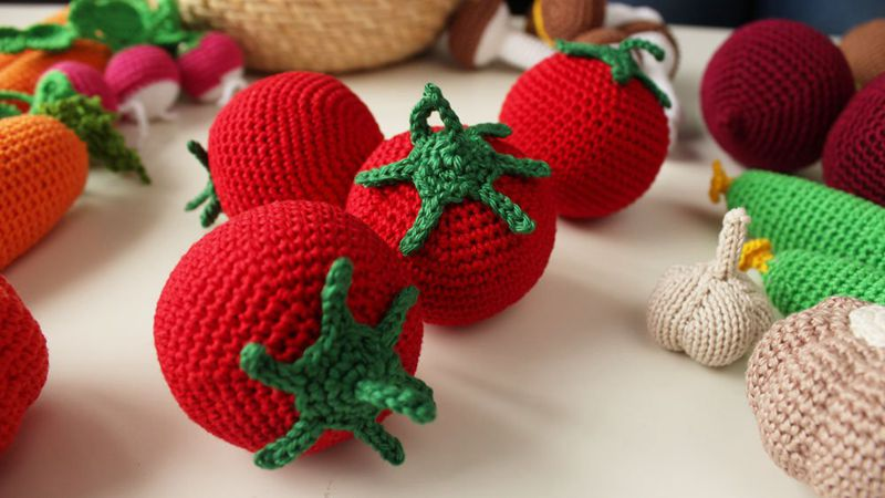 Crochet Handmade Toy