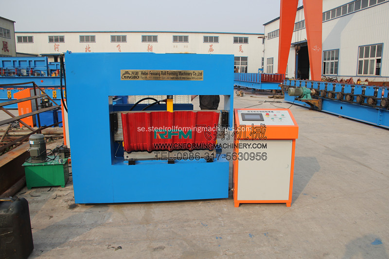 Curving Machine Roll Tidigare