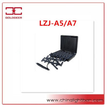 Espina de arris triangular de aleación de zinc-Road Block (LZJ-A5/A7)