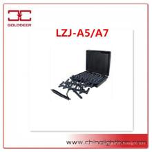 Сплав цинка треугольной острый шип дороги блока (LZJ-A5/A7)