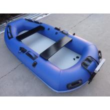 2016 Barco inflável da venda quente que transporta o barco de pesca do barco