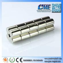 Seltene Earch Magnete Neodemium Magnete N35 Eigenschaften eines Stabmagneten