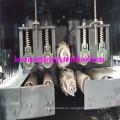 Las cuchillas múltiples que rasgaban el condensador de ajuste de corte vieron Sh160-350