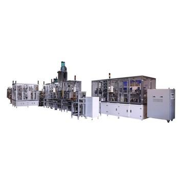 Montagelinie für die Produktion von Ankerrotoren