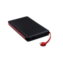 10000mAh Karte mit Line Power Bank