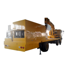 KQ span SUBM-240 building 914-610  arch roof steel sheet car park/yard roof making machine vertical type roof building machine