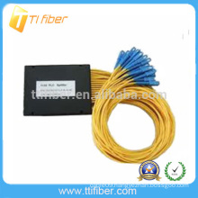 High Quality 1x32 Fiber PLC Splitter