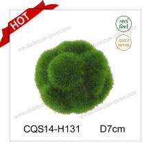 D7cm Plastic Garden Christmas Ball Decoration Wall Art