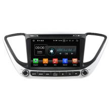 Multimédia automatique pour 2017 Verna Car Player