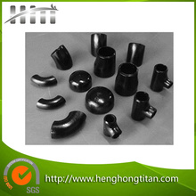 High Quality Black Carbon Steel Pipe Fittings