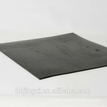 1.9 g/cm3 Density Black Viton Rubber Sheet / Mat