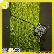 Moda y delicada cortina decorativa clip