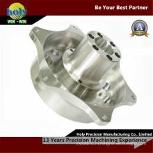ОЕМ ступицы 7075-T6 алюминия CNC частей CNC токарного станка подвергая механической обработке большой автомобиль запчасти