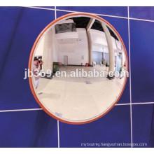 KEYLIGHT PC/acrylic indoor convex mirror