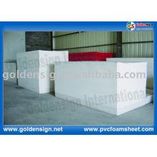 China Folha de PVC rígido Goldensign
