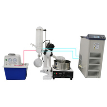 Hot sale 2l  Industrial Rotary Evaporator exclusive rotovap